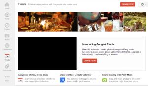 google plus event